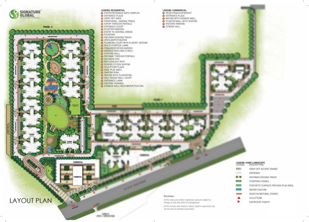 Site Plan Orchard avenue 2